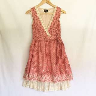 Yumi Sz 10 Summer Dress