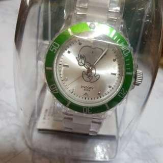 史努比 snoopy手錶