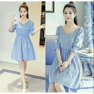 Printing salur dress