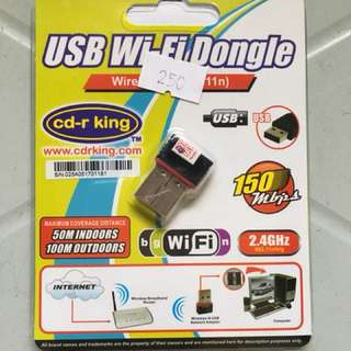 Wi-fi Dongle for PC