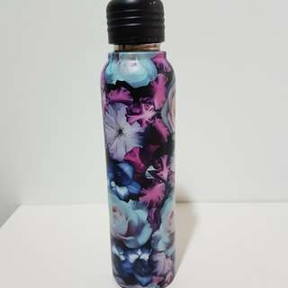 Floral Thermos/Water Bottle