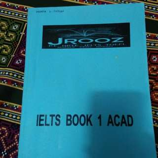 IELTS photocopied reviewer