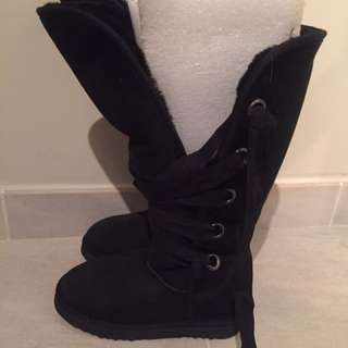 Sheep wool boots size 36-37