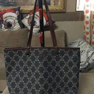 Celine Tote Bag with Code