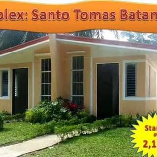 affordable house and lot by smdc/shdc