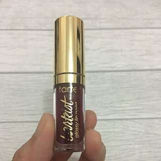 Tarte Glossy Lip Paint in wcw (travel size)
