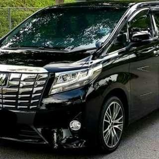 Toyota Alphard 2.4