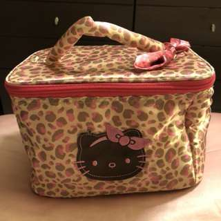 Authentic Hello Kitty Cosmetic bag