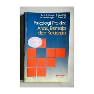 Buku Psikologi Praktis : Anak, Remaja dan Keluarga