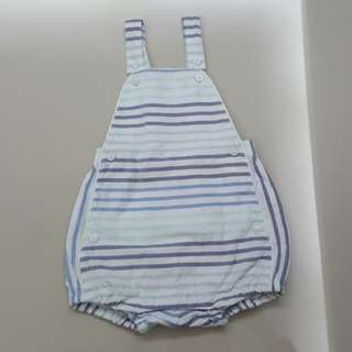 Janie N Jack Baby Overall (6-12months)