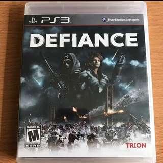 Ps3 Defiance
