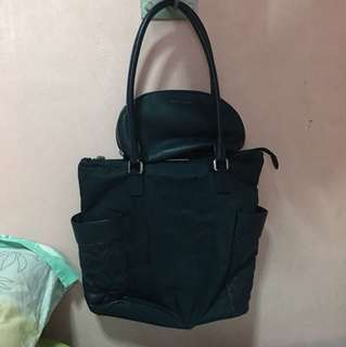 Charles and Keith Tote bag with Pouch