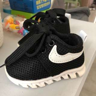 BN baby Nike inspired shoes