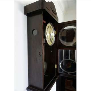 MAUTHE antique wall clock