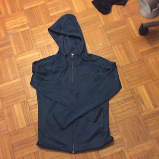 Under Armour cold gear zip hoodie