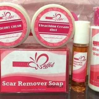Scar Remover Set