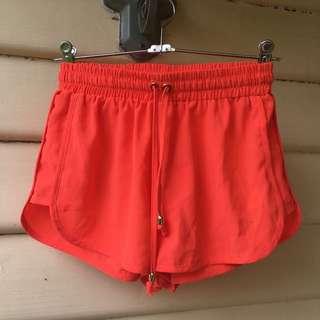 Ava Neon Shorts