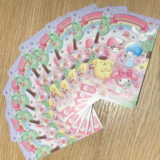 Brand New limited edition Sanrio EZlink card