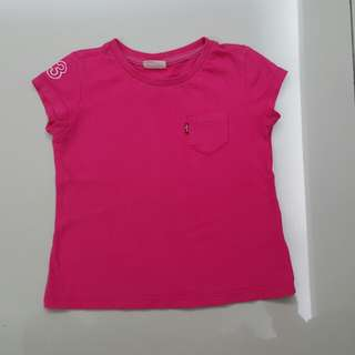 LEVIS Girls Top (3years)