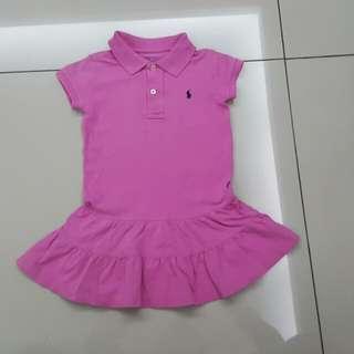 Ralph Lauren Dress (3years)