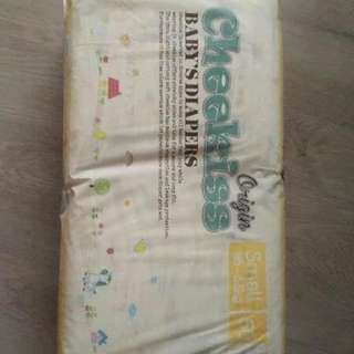 Cheekiss Diapers size S
