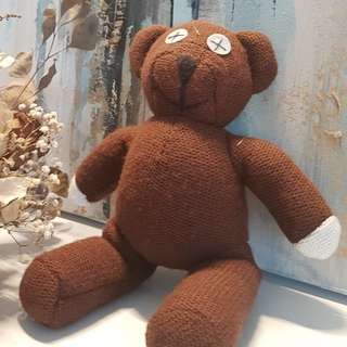 Teddy- Mr Bean