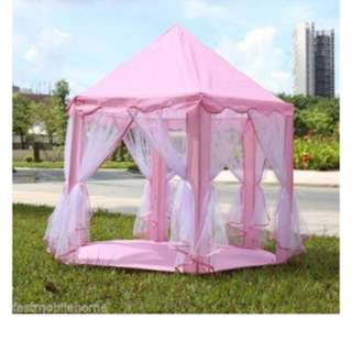 Kids playtent princess castle