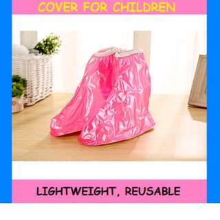 BN waterproof children rain cover shoes XL