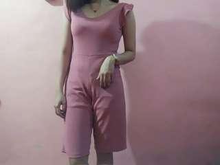 Romper (Pink)