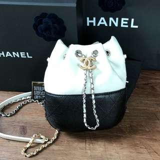 BNIB Chanel Gabrielle bucket bag