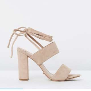 Kiko Pink Heels