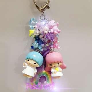 Sanrio Little Twin Stars Fob Charm