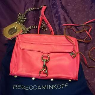 Rebecca Minkoff mini mac crossbag [99%new]