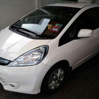 Honda Jazz Hybrid 1.3 (2014)