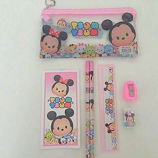 Birthday Party Gifts: 7-in-1 Pencil Case Set
