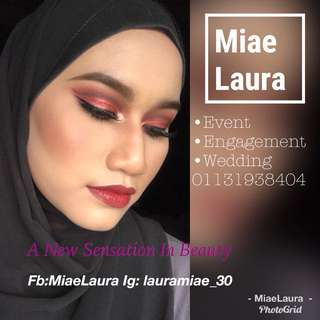 Makeup by MiaeLaura