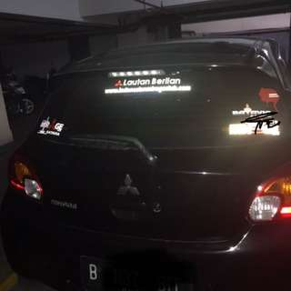 Mitsubishi Mirage Exceed 2014 Black