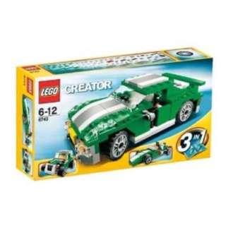 Lego 6743 Street Speeder