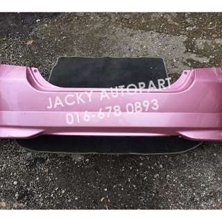 Rear Bumper Belakang Modulo Honda Jazz Fit Gd Jpn