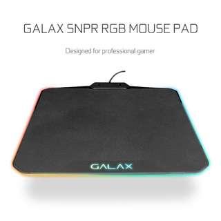 GALAX SNPR RGB GAMING MOUSEPAD