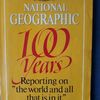 National Geographic Centennial Issue