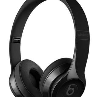 Beats Solo 3 藍牙 100 % new