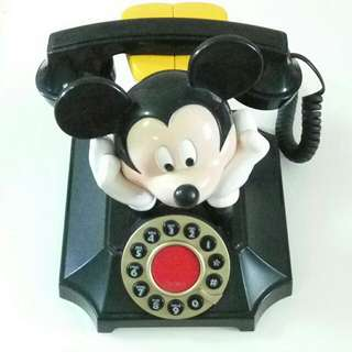 Mickey Mouse Telemania Phone