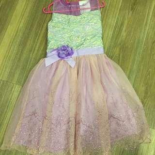 Princess dress (4yr old)
