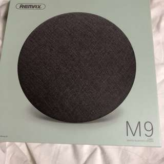 Remax Bluetooth Speaker (全新)