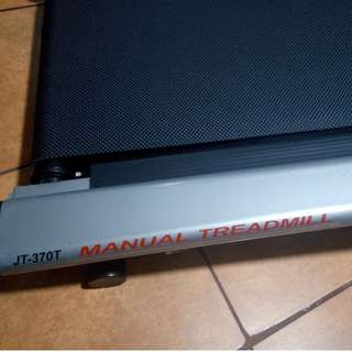 Jetstream Manual Treadmill JT-370T
