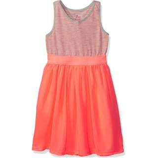 Girl Dress (orange)