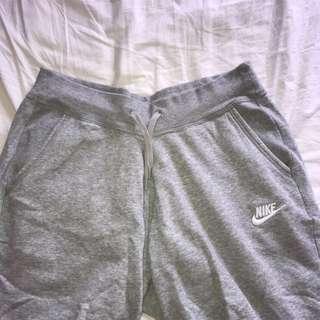 Nike grey trackies