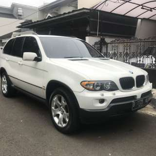 BMW X5 2004 facelift CBU japan 3.0
