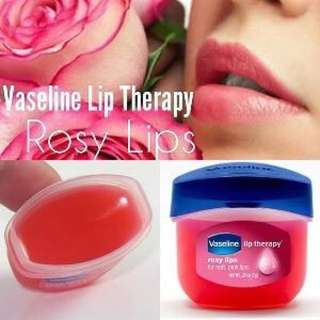Vaseline Rosy Lips Mini Lip Theraphy 7g